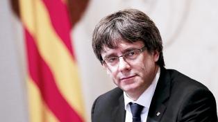 La Justicia dejó en libertad bajo fianza a Puigdemont y descartó delito de rebelión