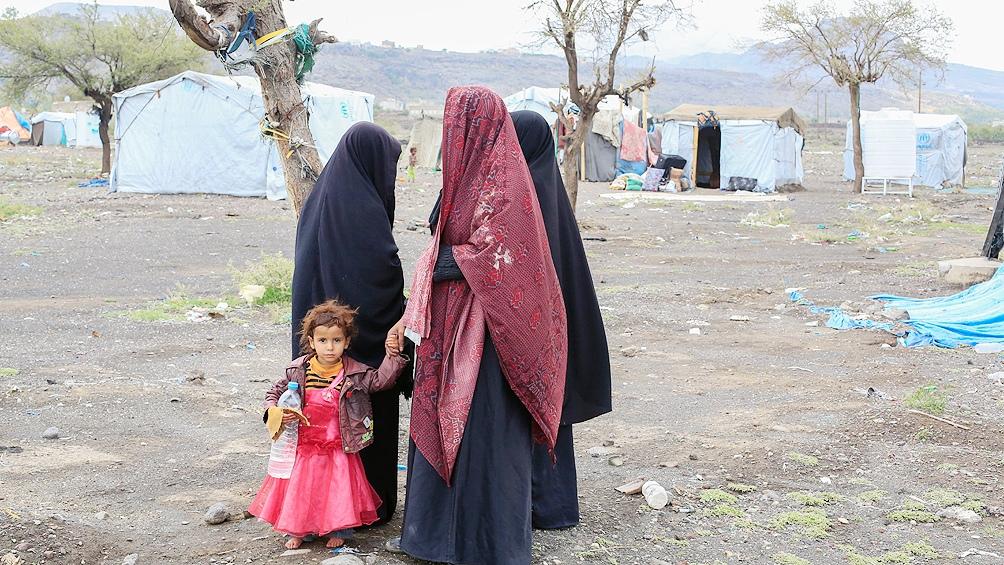 """La ONU pidió un alto el fuego para """"permitan que la asistencia llegue a mujeres, niños y hombres inocentes""""."""