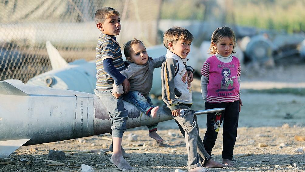 La guerra dejó más de 500.000 muertos y más de 5,6 millones de refugiados principalmente en naciones vecinas.