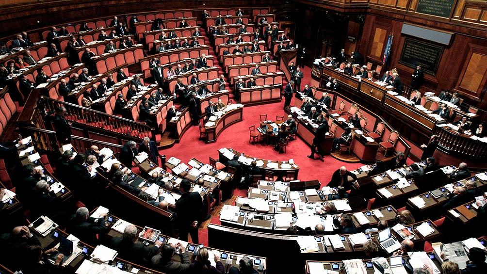 El premier italiano obtuvo el aval de Diputados.