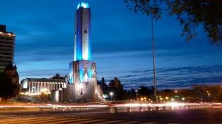 El Gobierno ratificó obras de mejoras y embellecimiento del Monumento a la Bandera