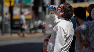 Otro jornada de calor agobiante en la Ciudad y el conurbano con una máxima de 35 grados