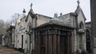 Declararon Patrimonio Cultural al cementerio de La Plata