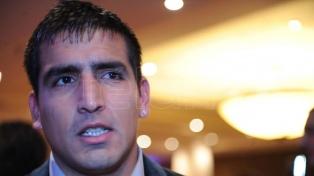 Lucas Viatri sufrió lesiones en la cara y el ojo por la pirotecnia