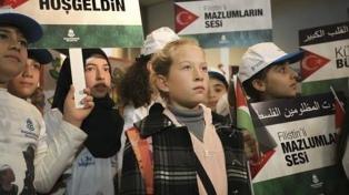 Exigen la libertad de Ahed Tamimi, la joven que se enfrentó a un soldado israelí