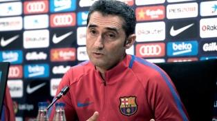 """El técnico de Barcelona destacó que Messi es más que """"un simple"""" jugador"""