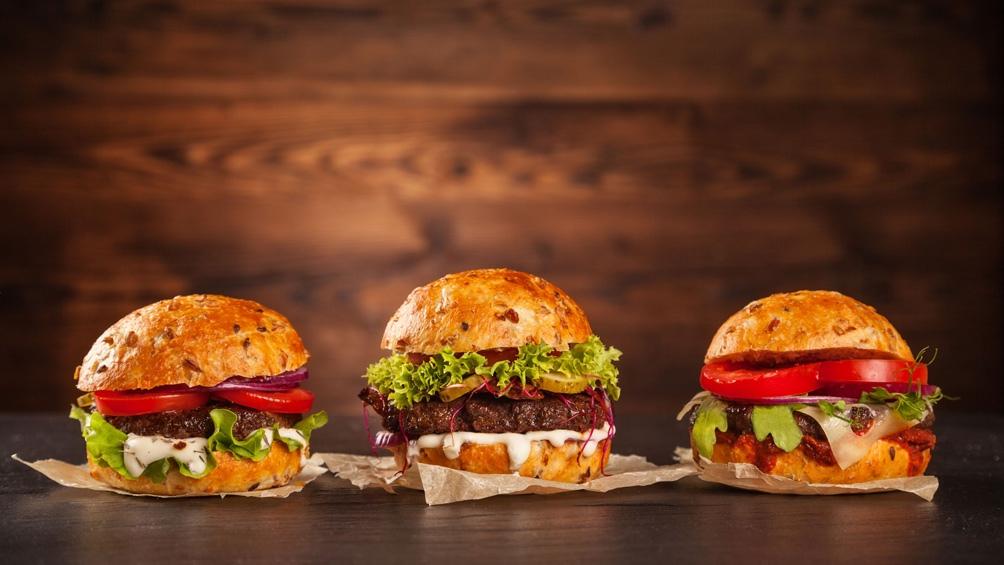 Nuevos productos y cortes, y hamburguesas gourmet, son tendencias en el consumo