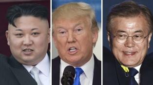 Washington y Seúl acuerdan trabajar para salvar la cumbre con Pyongyang