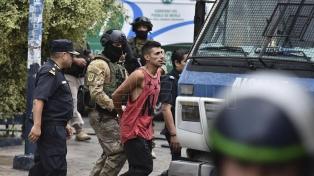 Indagaron a los presos amotinados y los derivaron al penal de Marcos Paz