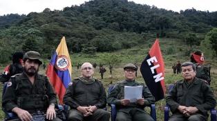 Bogotá busca una tregua con el ELN antes de las elecciones presidenciales