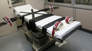Tres ejecuciones están planeadas para mañana en tres estados distintos
