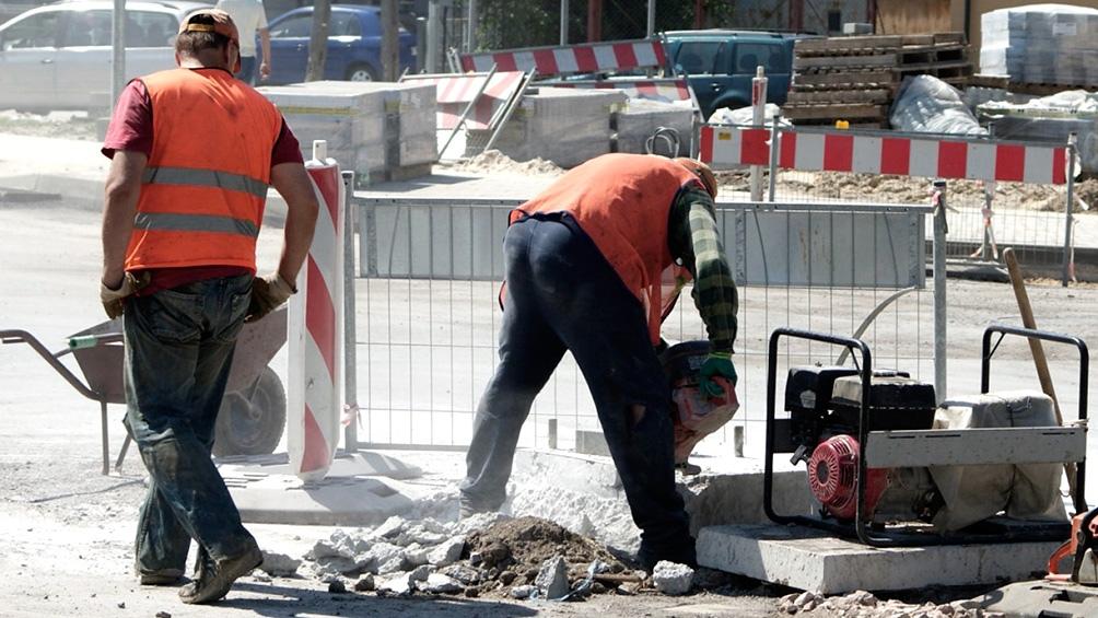 El índice de mortalidad por accidentes de trabajo y por enfermedades profesionales cayó 13,8%