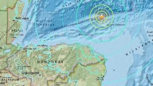 Fuerte sismo de 7,6 grados en el Caribe con alerta de tsunami