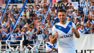 Mauro Zárate fue habilitado y podrá jugar contra Chacarita