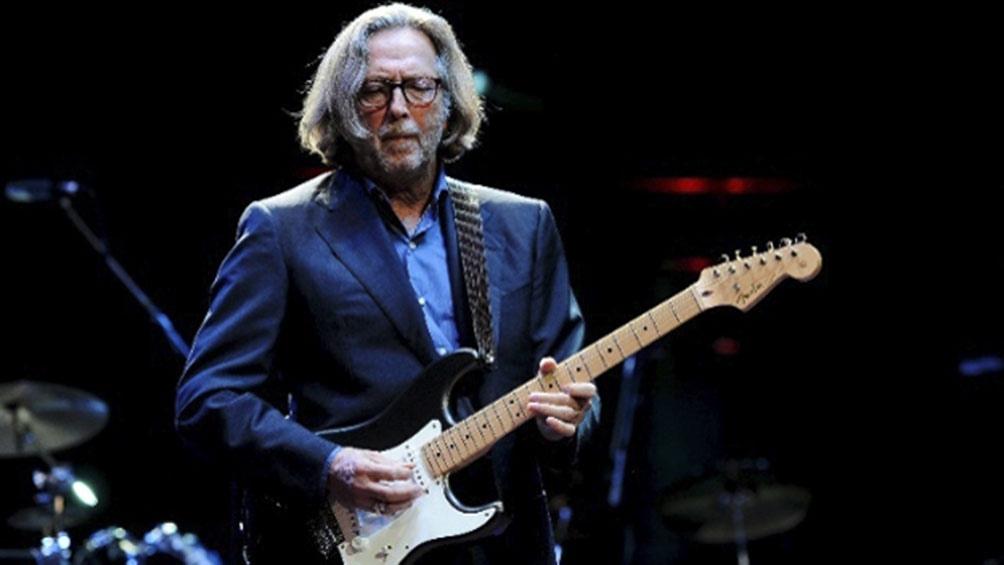 Clapton fue claro a la hora de tomar la decisión frente a las imposiciones en su país.