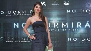 Eva De Dominici denunció que fue acosada por un director de cine