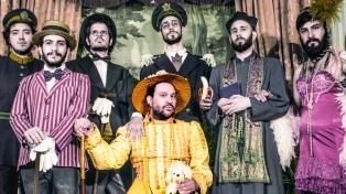 Humor y funky en el nuevo disco de Leo Costa y los Jureles