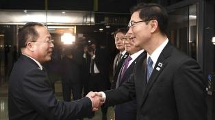Seúl pide a Pyongyang mantener el espíritu de paz mostrado en los Juegos Olímpicos