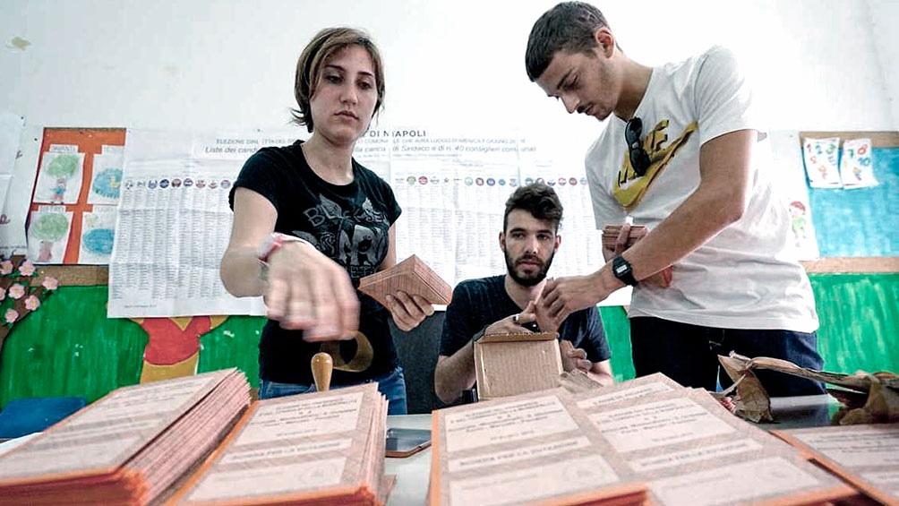 Italia: se realizará el postergado referéndum de marzo y comicios en varias regiones