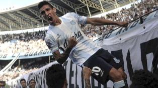 """Centurión: """"Lo de Boca ya es pasado, estoy contento en Racing"""""""