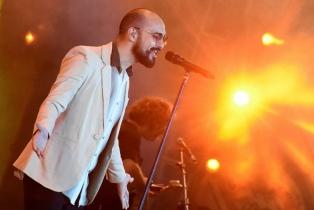 Abel Pintos fue la figura en la apertura del Festival de Cosquín