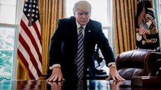 Trump ordena crear una división militar espacial
