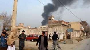 Al menos 62 muertos por dos explosiones en una mezquita