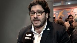 """Avelluto destacó la """"diversidad"""" de la delegación que representará a la Argentina en Colombia"""