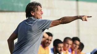 Gabriel Heinze, candidato a ser entrenador del Palmeiras