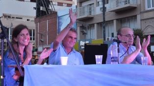 Rossi inicia mañana la campaña presidencial con un acto en Mar del Plata