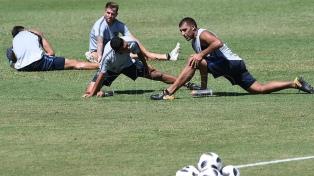 Buffarini y Ábila están recuperados y jugarán en los dos amistosos de la próxima semana