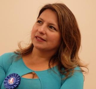 Elizabeth Guzmán, Partido Demócrata