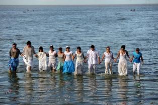 El Inadi, presente en la celebración de Iemanjá