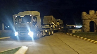 Se desplegó un operativo de asistencia a los evacuados en Salta