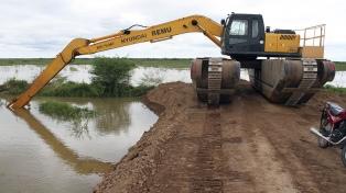 El oeste de Formosa está en alerta ante la crecida histórica del río Pilcomayo