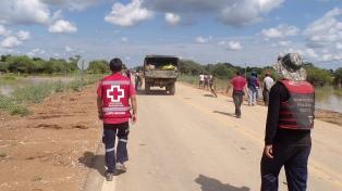 """""""Los voluntarios transforman valores en acciones"""", dijo titular de Cruz Roja por Día Internacional"""