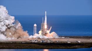 El lanzamiento del Falcon Heavy fue el segundo video en vivo más visto de Youtube