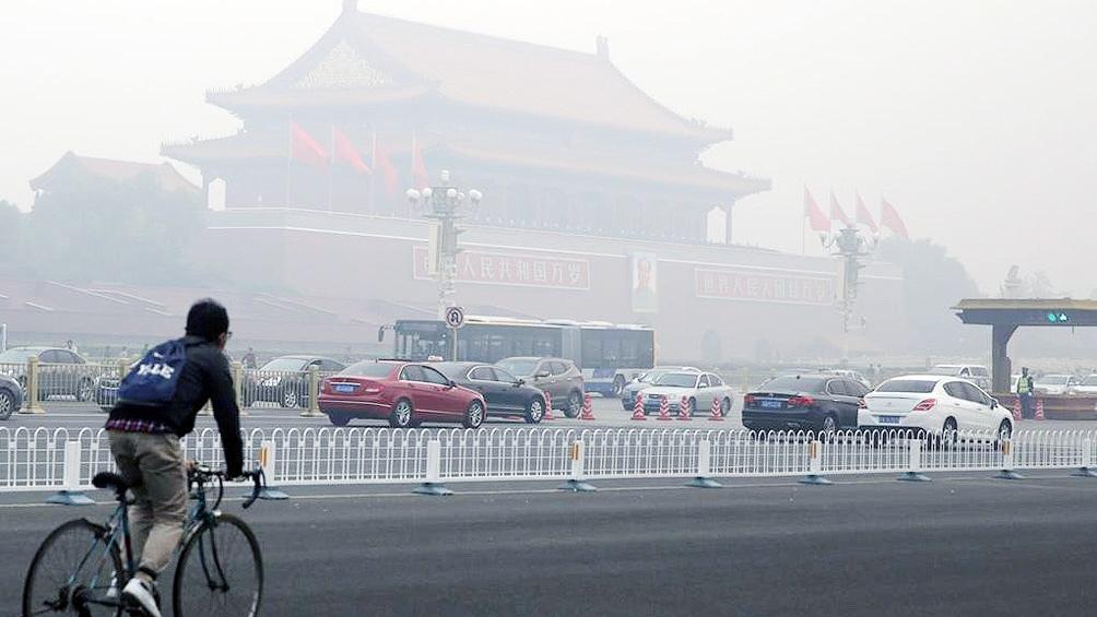 En 2019, más de un 90% de la población mundial vivía en regiones donde la contaminación supera los niveles fijados.