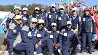 Pyeongchang 2018 levanta mañana el telón con siete argentinos