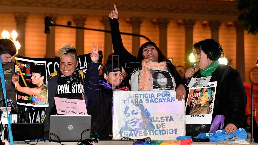La activista Diana Sacayan fue asesinada en octubre de 2015