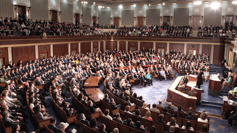EEUU: el Congreso extendió el presupuesto y evitó el cierre de la administración