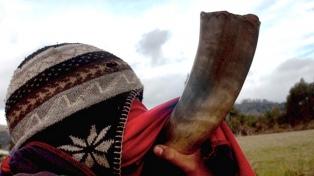 Internan a un jefe mapuche que lleva 95 días de ayuno
