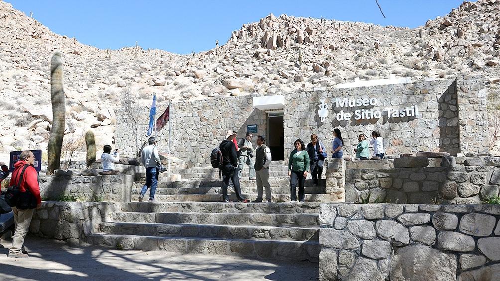 Salta, uno de los destinos más elegidos por los viajeros.