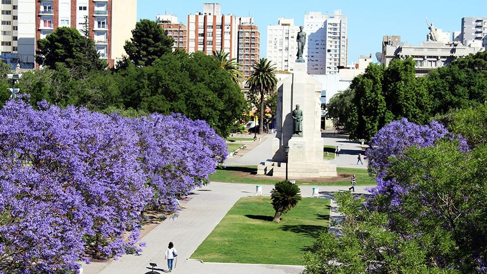 Se le debe dar una gran importancia a los espacios verdes dentro de las ciudades.