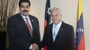 El canciller mantiene la invitación a Maduro para el cambio del mando