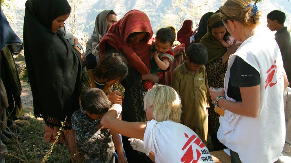 El 90% de los refugiados afganos viven en Irán y Pakistán.