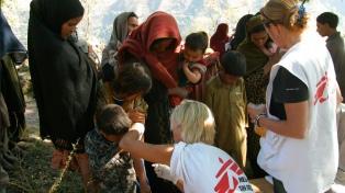 Médicos Sin Fronteras revela casos de abuso sexual en medio del escándalo de Oxfam
