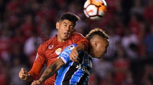 Estadísticas y datos de la final entre Gremio e Independiente