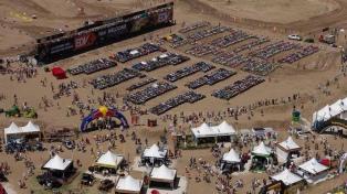 Esperan más de 150.000 personas para la carrera de motos Enduro 2018