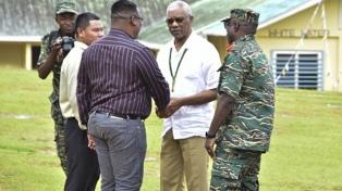 Caracas no acepta que la CIJ resuelva su diferendo territorial con Guyana